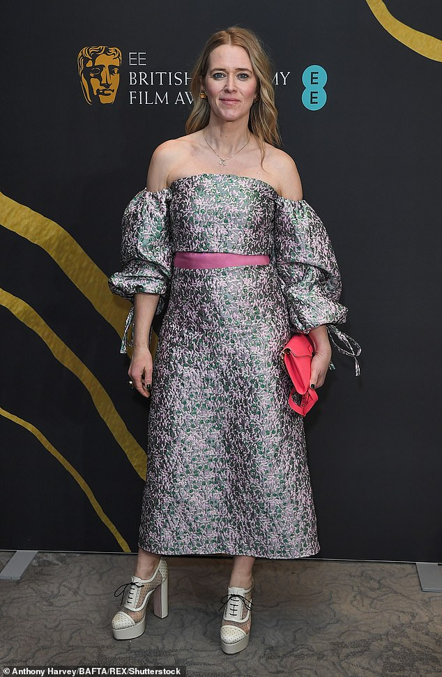 Coming soon: Edith Bowman will join the pair hosting the ceremony spread over two nights on 10 and 11 April, with all nominees accepting their prizes virtually due to the Covid pandemic