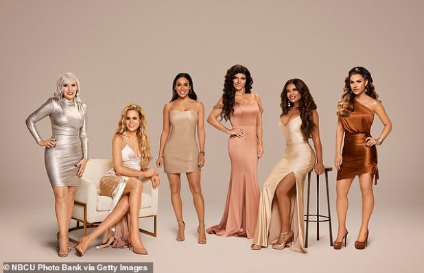 Tune in!  The Real Housewives of New Jersey airs Wednesdays at 9 p.m. ET / PT on Bravo