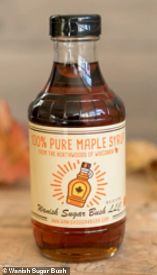 Local: Wanish Sugar Bush's pure maple syrup is now sold in 100 stores in Wisconsin and Minnesota
