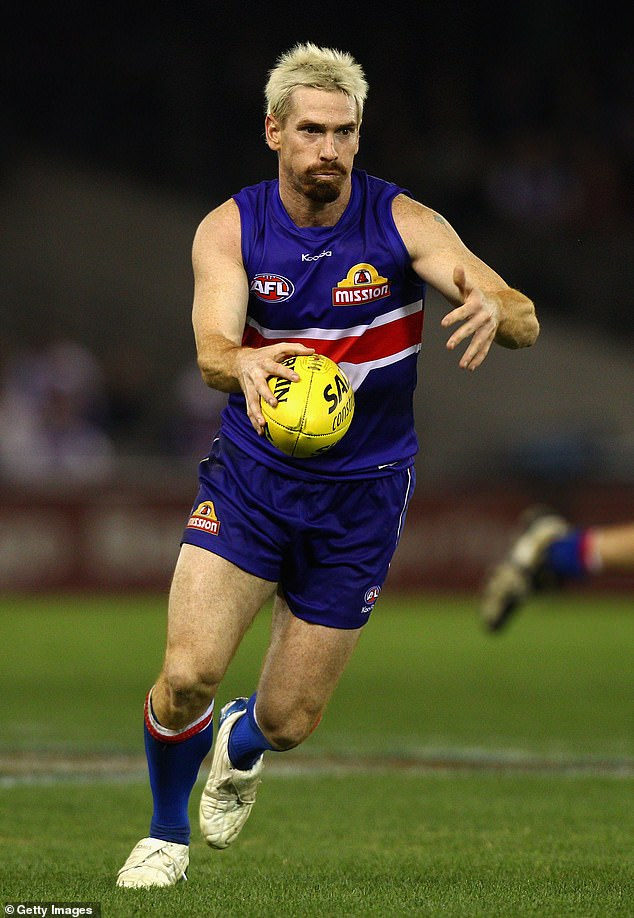 After a messy exit from the Brisbane Lions, Akermanis made an impact with the Western Bulldogs as a key player for the club as it came within one win of grand final appearances in both 2008 and 2009, but by midway through the next year he was gone for good