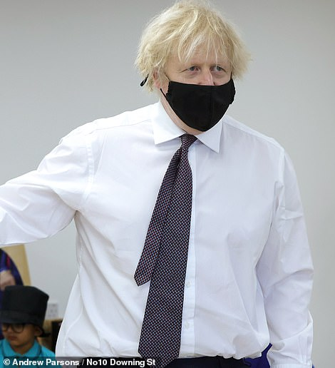 All the the metrics now suggest Boris Johnson's cautious roadmap out of lockdown is firmly on track