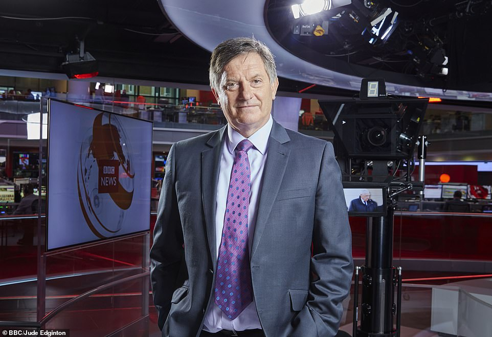 BBC News presenter Simon McCoy has announced he is leaving the corporation after 18 years