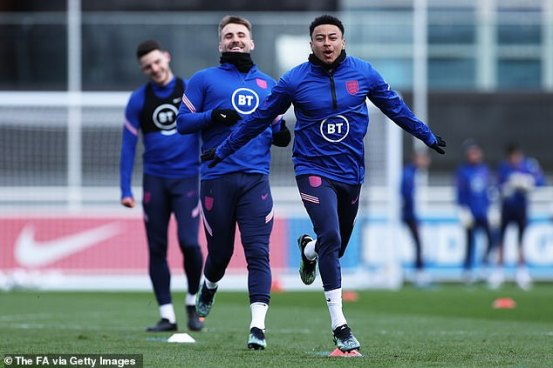 England: Jesse Lingard admits West Ham loan move gives him 'new life blow'