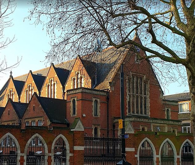Latymer Upper School in Hammersmith, London, contacted pupils and alumni to offer support after youngsters reported a 'toxic environment' at the £20,000-a-year school (file photo)