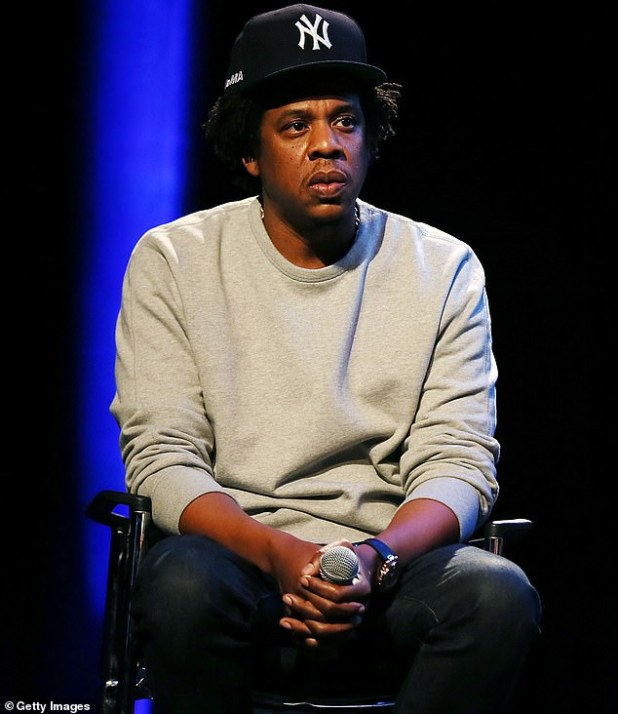 'No one noticed': However, the tension deflated when Jay-Z said, 'Okay bro, see you tomorrow', and Benny realized that 'no one noticed' his problem, including Beyonce .