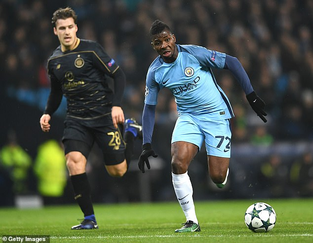 The Nigerian striker moved to the King Power Stadium from Manchester City for £25m in 2017