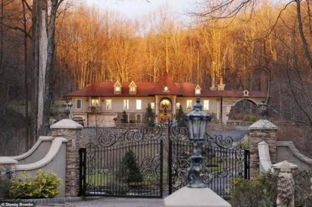 One step closer: Teresa Giudice finally found a buyer for the New Jersey mansion she lived in with her ex-husband Joe.