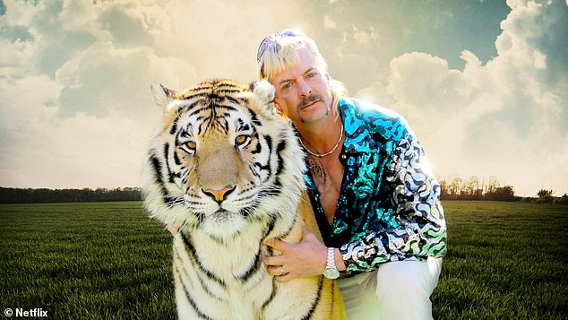 Claim to fame: Jeff is best known for his appearance in Netflix's hit true-crime docuseries Tiger King, which made the jailed zookeeper Joe Exotic into a sensation; still from Tiger King