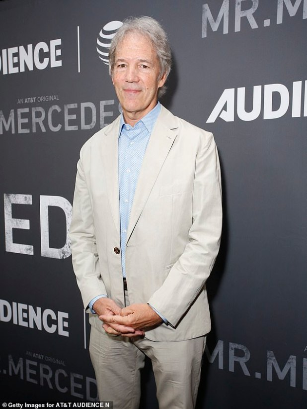 Groundbreaking: The show's creator, David E. Kelley, has previously mentioned his support for a reboot, however, he has urged that a woman be the main creative force behind the new iteration.