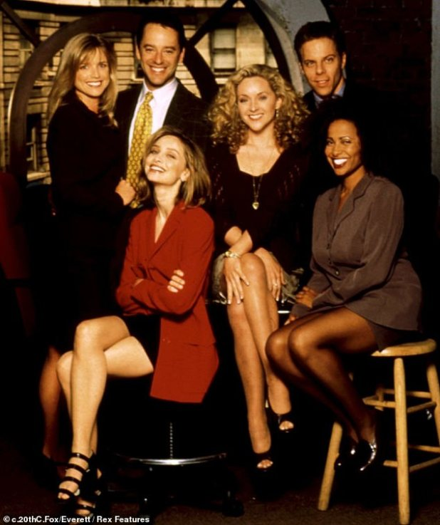 She's back: a revival of Ally McBeal, the fantastic comedy-drama that follows an overly imaginative lawyer, is in the works.