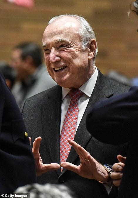 Chairman William Bratton