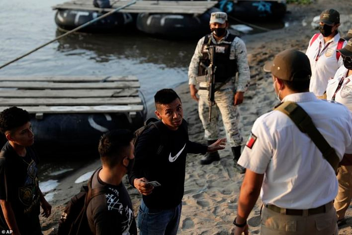 Mexico wants to again appear cooperative with the US, as in 2019 when, faced with tariffs from Trump, it deployed its newly created National Guard to slow the flow of migrants from Central America