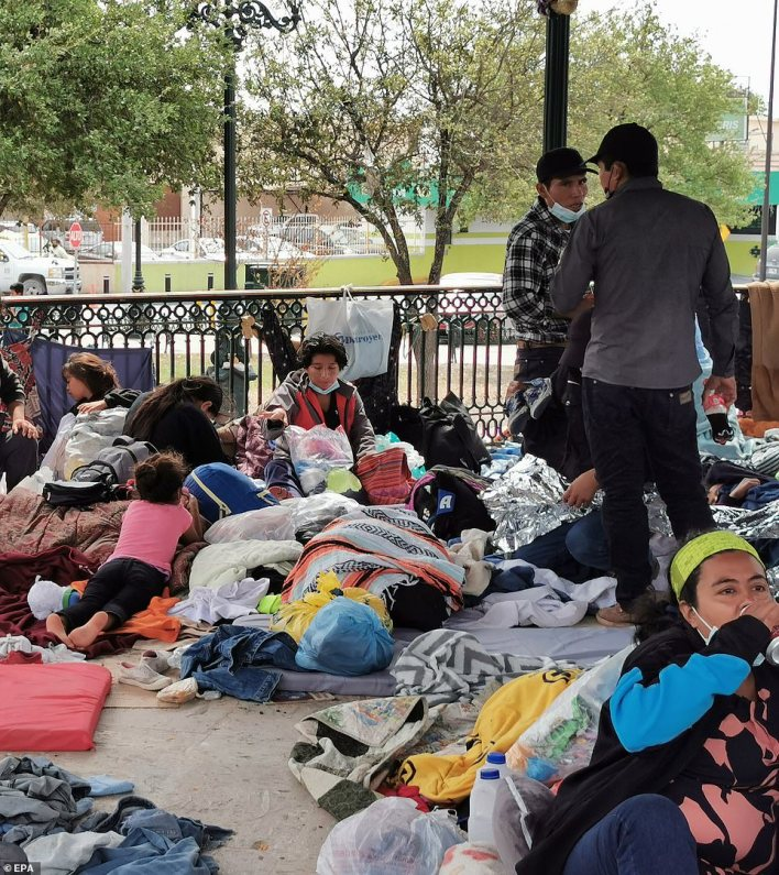 Mexico relies heavily on highway checkpoints transiting its narrow southern isthmus to prevent migrants heading north. It stepped up those efforts this week, as well as at airports in the region
