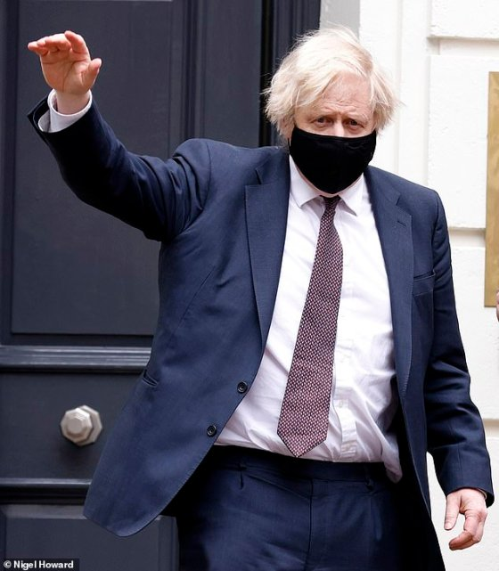 Boris Johnson was introduced in a series last week when he suggested that it might be up to pub owners to decide whether to provide a service to those who did not. vaccine, before adding: 'I think there will be room for certification'