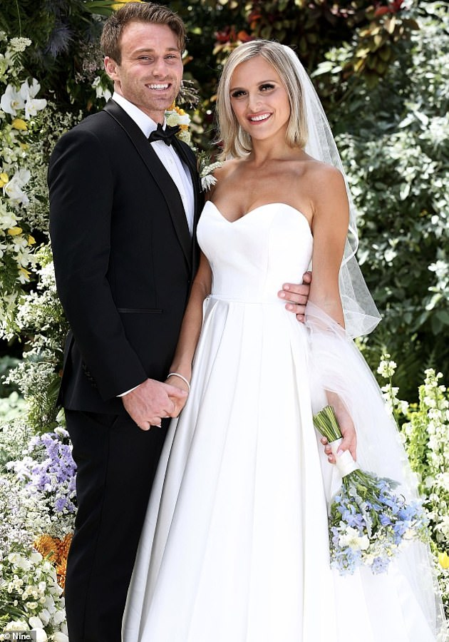 Remember them?Susie rose to fame on the fifth season of Married At First Sight. She was partnered with Billy Vincent (left), but they split before their final vows