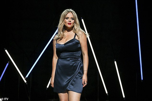 It's coming back: ITV has confirmed that The Emily Atack Show will be returning for a second series following the huge success of the previous instalment