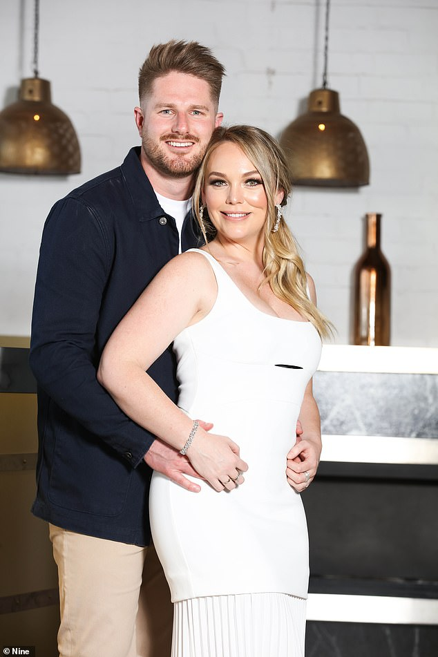Remember this?Melissa and Bryce shot to fame after appearing in the latest season of Channel Nine's Married At First Sight