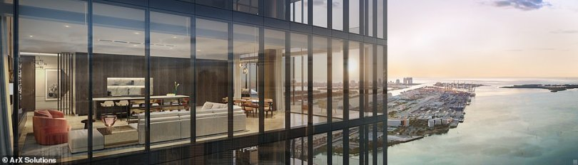 The timetable for construction is dependent on sales of the residences, but developers are optimistic they'll break ground in 2022