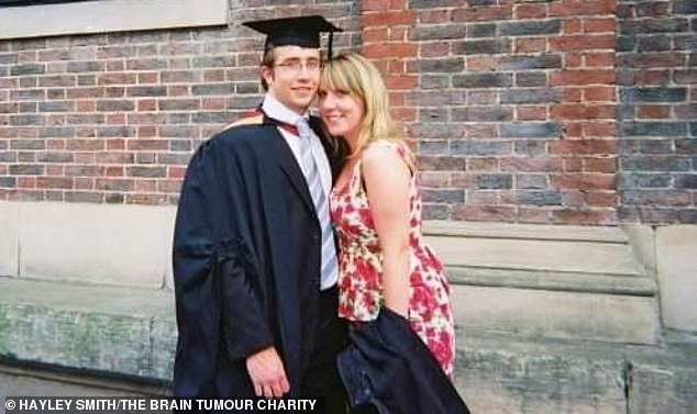 They travelled for three years to see each other when Hayley started Queen Margaret University in Musselburgh, and Matt was in his third year at Northumbria University in Newcastle