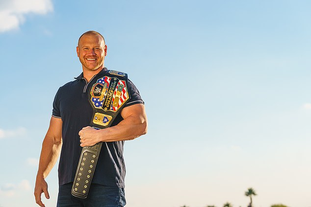 Rodimer, a former World Wrestling Entertainment personality, tried to brand himself as a small businessman and family man when he was running for Congress in Nevada in 2020