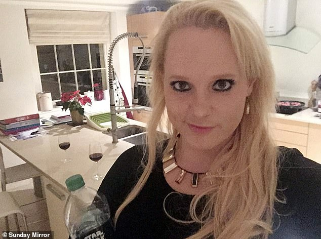 Jennifer Arcuri's selfie in Boris Johnson's kitchen has been uncovered (pictured)- as No. 10 insists he acted with 'honesty and integrity' over his relationship with her