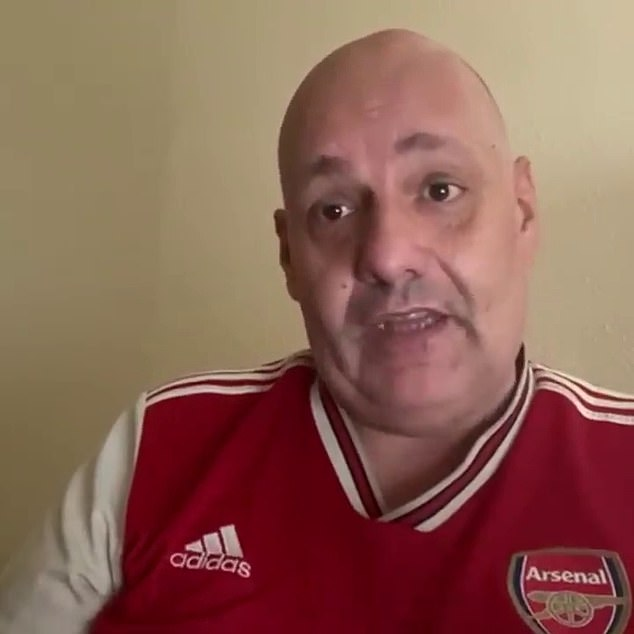 Claude Callegari, of Arsenal Fan TV fame, has passed away at the age of 58, his family revealed