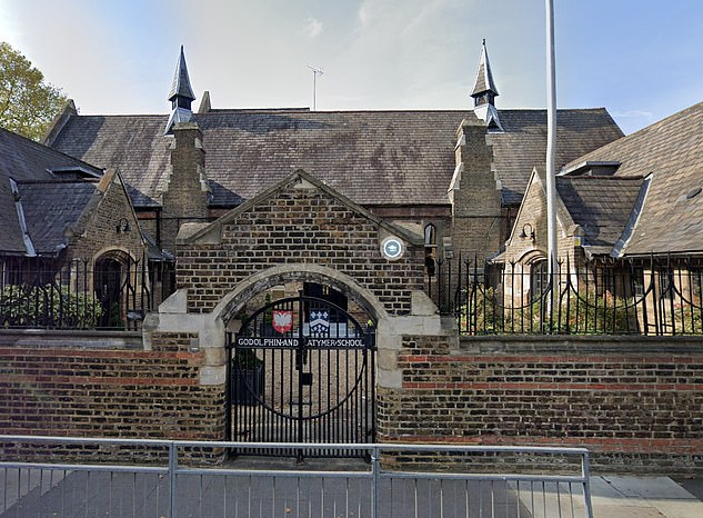 A former pupil at Godolphin and Latymer shared her story on the site but did not say which school the boy attended