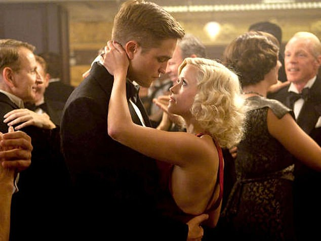 Success: Water for Elephants sold 10 million copies worldwide and was adapted into a move of the same name starring Reese Witherspoon and Robert Pattinson in 2011 (pictured)
