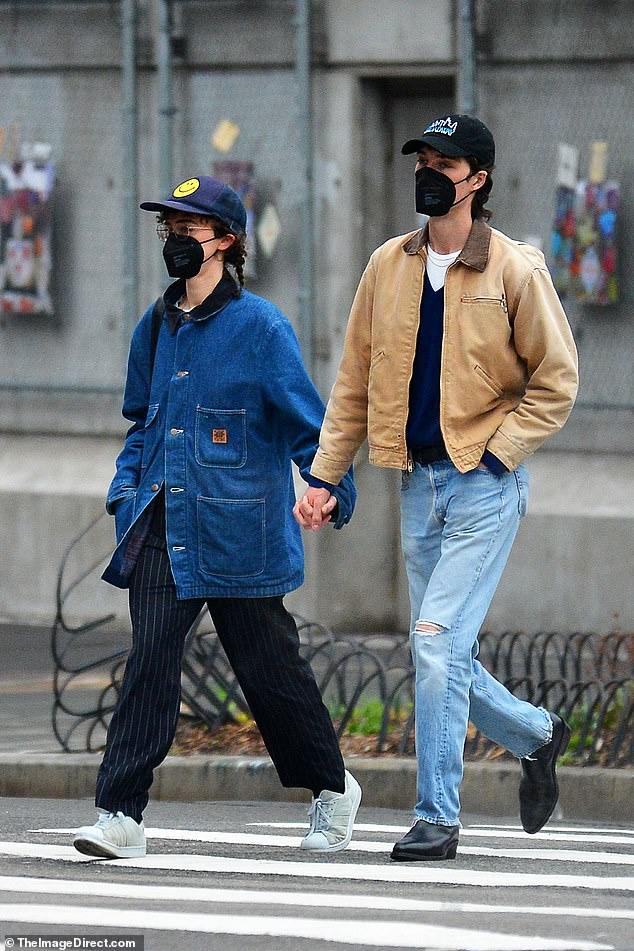 The couple haven't publicly confirmed their romance but dating rumors first emerged in February when Ella was spotted dining with Samuel at Dr. Clark in Chinatown
