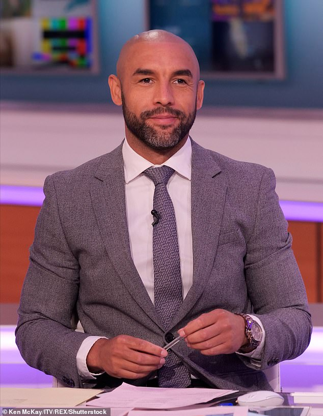 Expanded: It's also been reported that bosses are keen to have weather presenter Alex Beresford make more regular appearances as the main host after he returned last week
