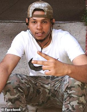 Santos had a history of violence and a lengthy arrest record, law enforcement sources say
