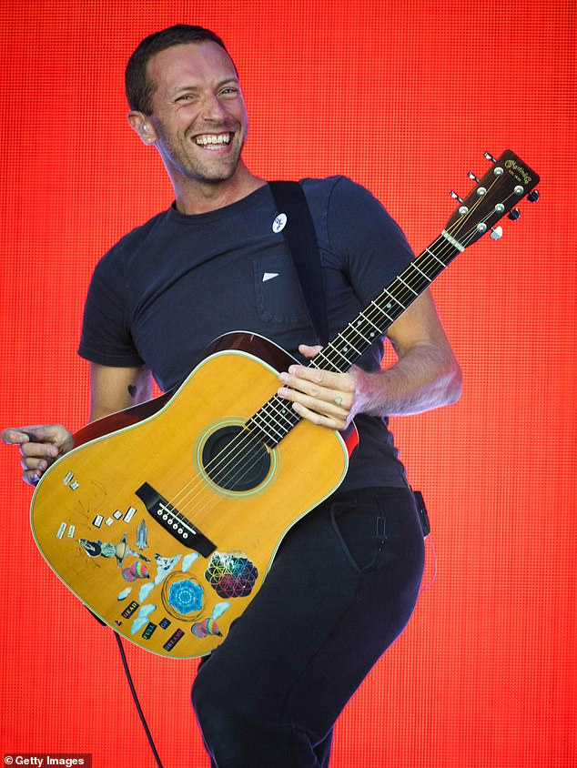 Exciting:Glastonbury organisers have announced plans to launch a scaled down virtual replacement for the three day music festival on May 22nd, with artists including Coldplay set to perform