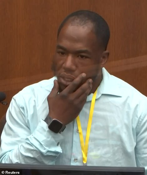 'I believe I witnessed a murder. I felt the need to call the police on the police,' Williams told the court