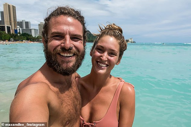 In January this year, the couple announced their split to their joint Instagram account, shocking their hordes of loyal followers and fans