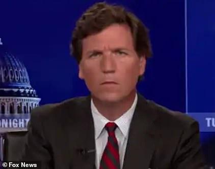 Fox News' Tucker Carlson was stunned by Rep Matt Gaetz's appearance on his show Tuesday night