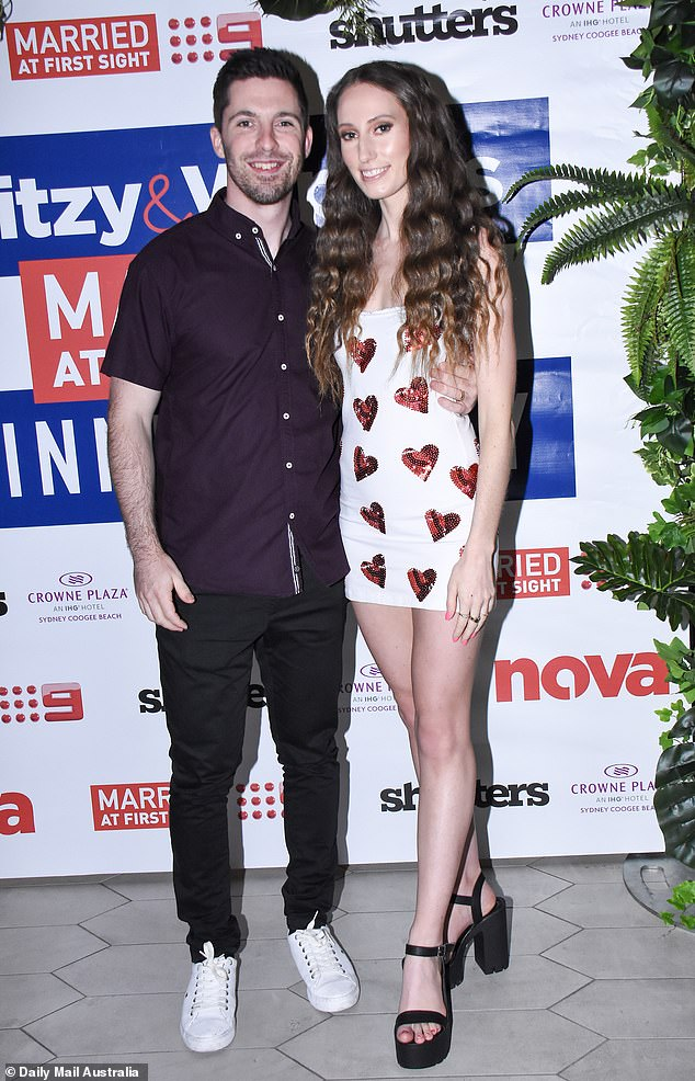 Success story:While the trailer hints at trouble in paradise for the lovebirds, Belinda and Patrick are understood to still be together after filming Nine's social experiment last year.The couple attended an event hosted by Nova FM in Sydney on Wednesday night