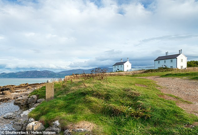 Welsh nationalists have proposed tripling council tax on second home owners in a move to stop local people being forced out of villages in the northern counties (stock photo)
