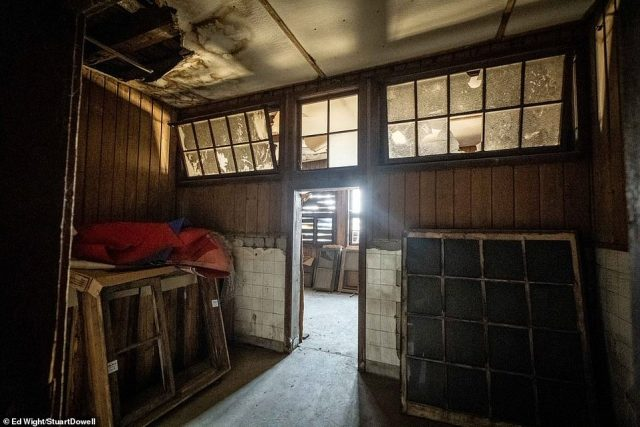 Memory Sites Near Auschwitz-Birkeanu, a foundation which now manages the building, is trying to save the building from ruin.It said it offers a fuller picture of the history of the site by showing how the soldiers lived