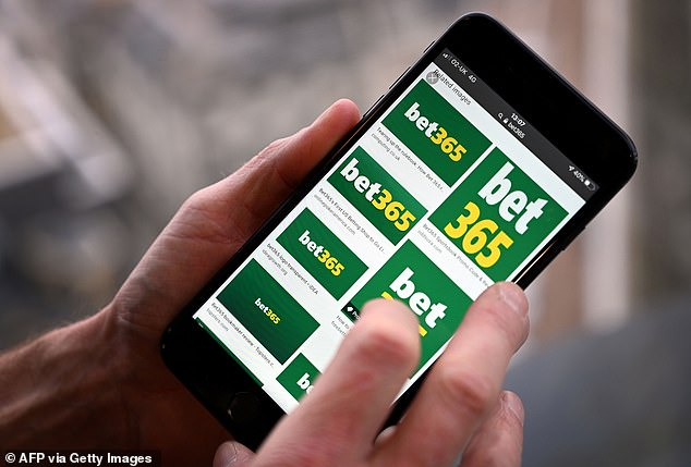 Bet365 accounts, which were filed to Companies House after an unusual delay, listed its highest paid director - thought to be Ms Coates - as receiving £421million, not including dividends, in the 12 months to March 29, 2020 (file image)