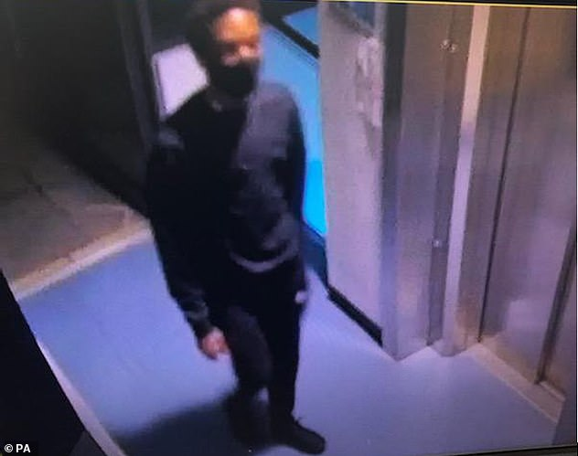 Mr Okorogheye was seen boarding the 23 southbound bus in Ladbroke Grove at 8.44pm on March 22