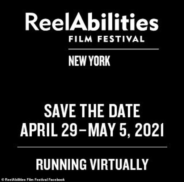 Running virtually until May 5th!  Michael Parks & Lauren Smitelli's critically acclaimed film opens 13th Annual ReelAbilities Film Festival