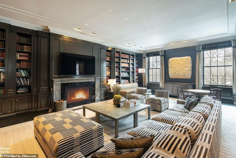 Socialite Shafi Roepers has listed her home at 4 East 66th Street in Manhattan for $45 million
