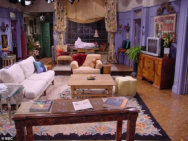 Deconstructed: Friends final episode aired in the spring of 2004, and saw Monica and husband Chandler Bing pack up the famously purple loft and move out to the suburbs with their newborn twins