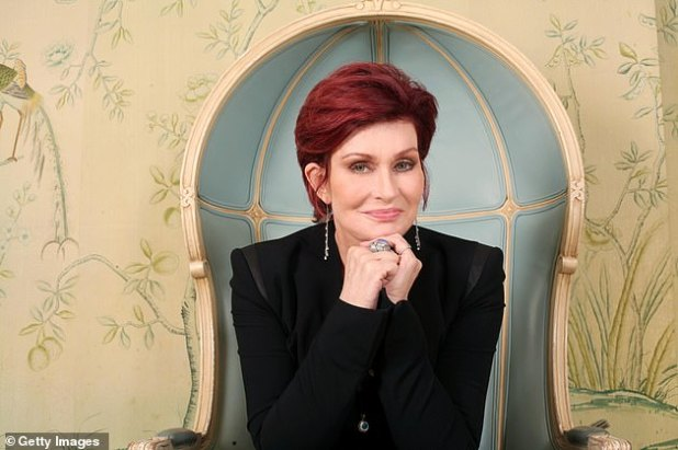 Friends: Sharon Osbourne also voiced her support for Piers during an appearance on The Talk, though she has since part ways with the CBS show.