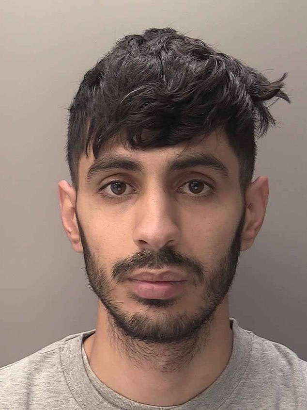 Azam Mangori, aged 23, has this afternoon been found guilty of the murder of Lorraine Cox