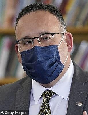 Education SecretaryMiguel Cardona