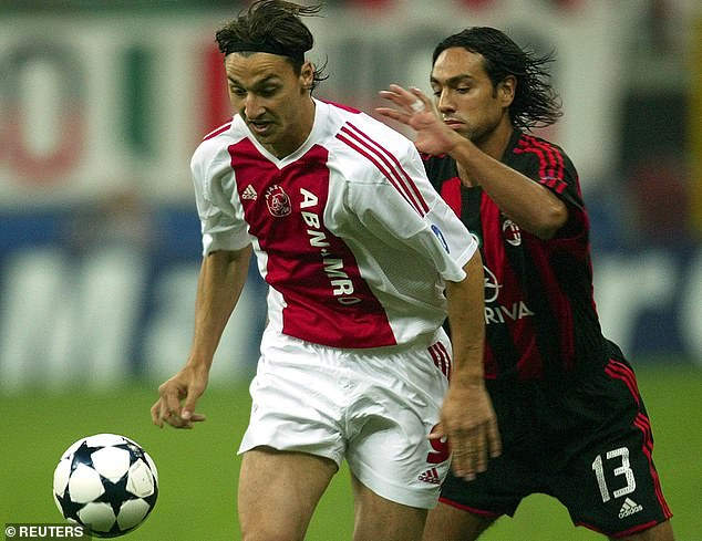 Raiola was brutal to Ibrahimovic in his Ajax days, labelling his scoring record with them 'trash'