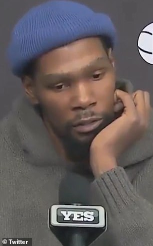 Brooklyn Nets star Kevin Durant has apologized for the threatening and vulgar comments he directed at Michael Rapaport in a private, online argument, which the 51-year-old actor publicized earlier this week