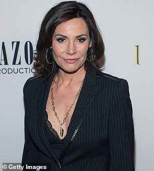 Calling it quits: Luann de Lesseps, 55, has split with personal trainer boyfriend Garth Wakeford, 49, who has reportedly moved on with a 19-year-old socialite who is a family friend of castmate Sonja Morgan