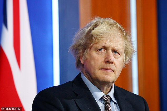 Boris Johnson is expected to vaccine passports and Government plans for holidays and the next phase of lockdown on Monday